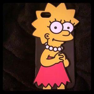 Accessories - Simpson's IPhone 6s Plus/6 Plus Phone Case